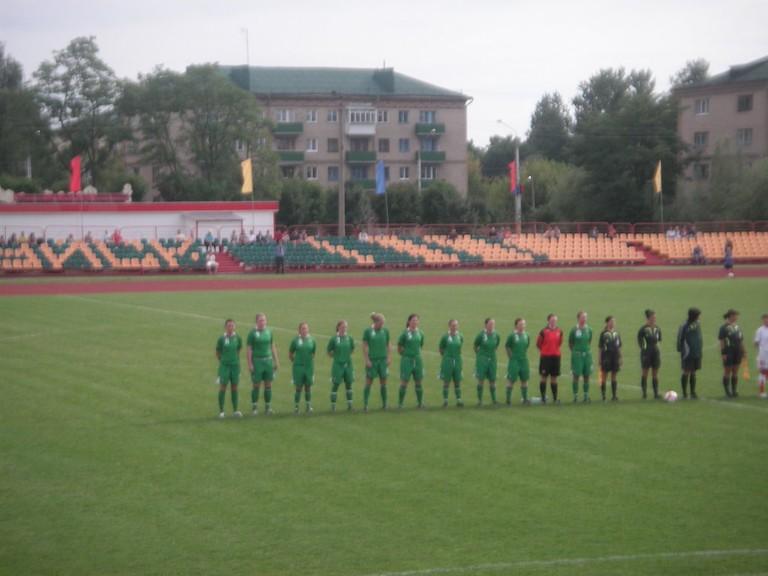 Sparta Stadium, Babruysk
