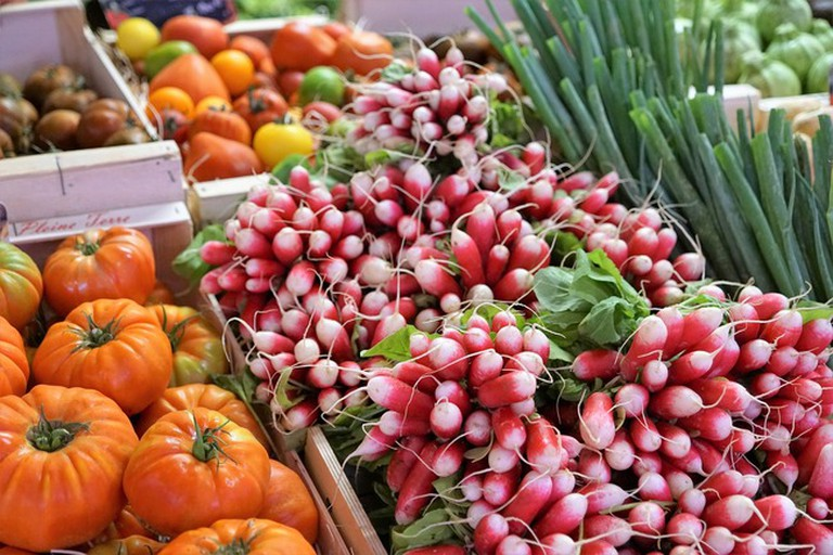 Shop for fresh fruit and vegetables at Marbella's markets