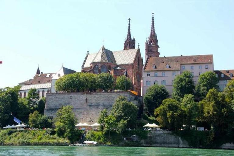 Rittergasse Switzerland