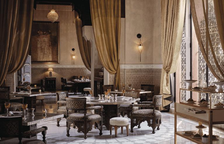 La Grande Table Marocaine