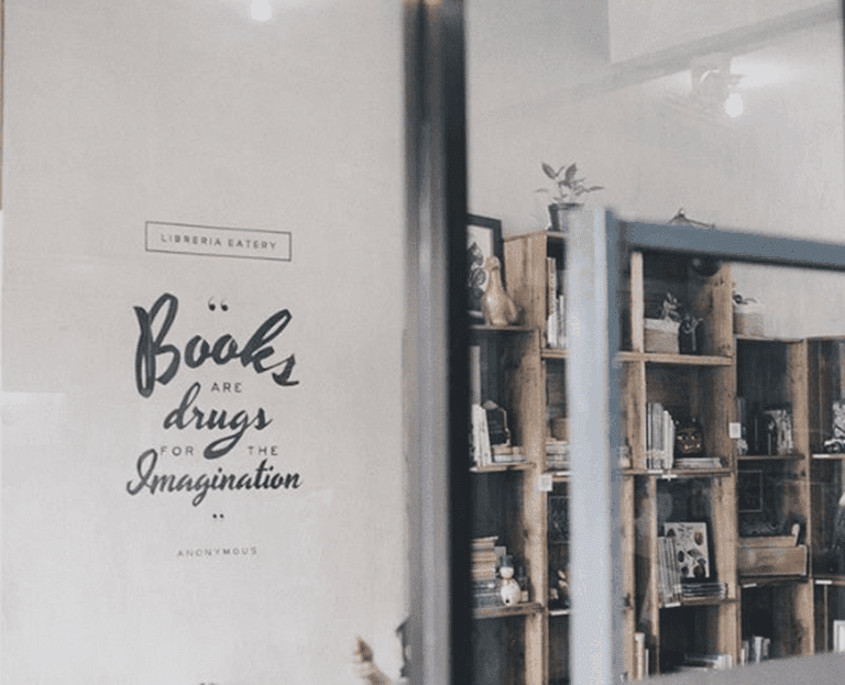 Books at Libreria