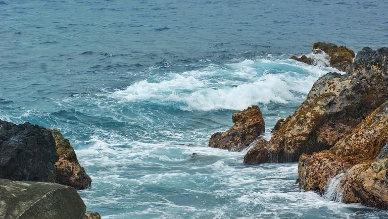 ocean-rocks-beach-LA-CA