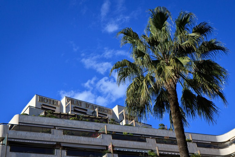 Hotel Gray D'Albion, Cannes