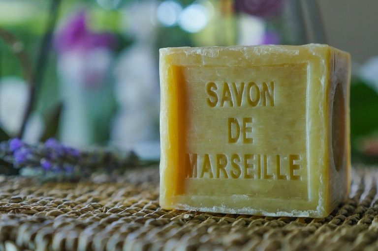 Learn how to make soap
