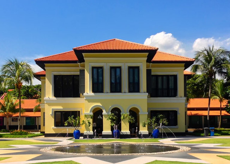Malay Heritage Center, Singapore.