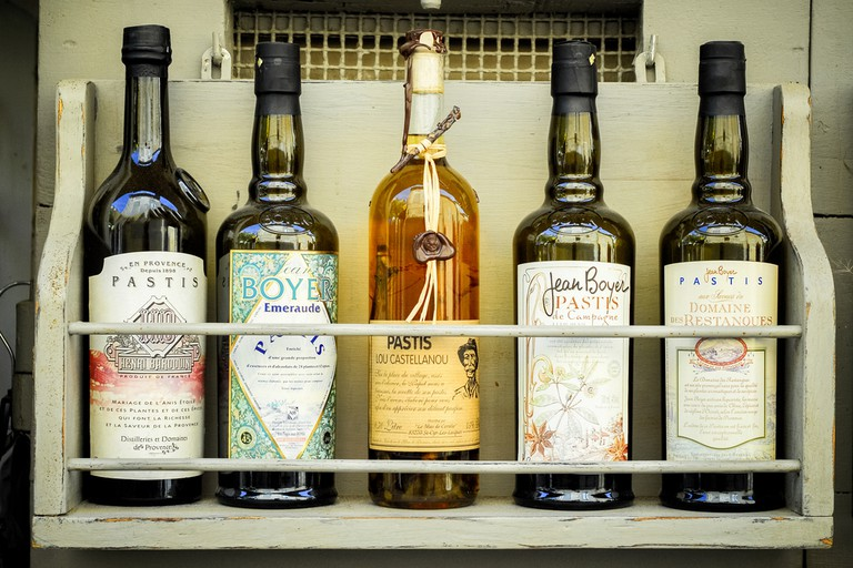 Learn all about Pastis in Marseille