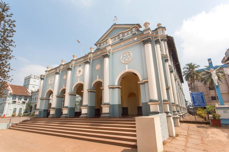 Aloysius Chapel in Mangalore, India | © Radiokafka/Shutterstock