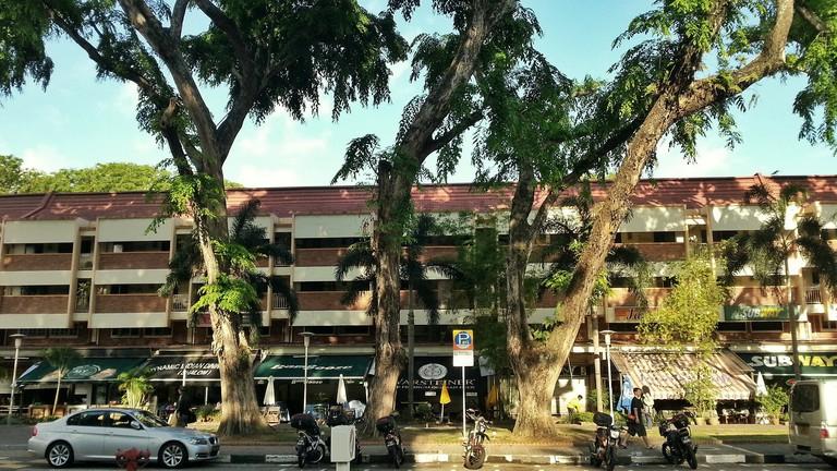 SIngapore Changi Village