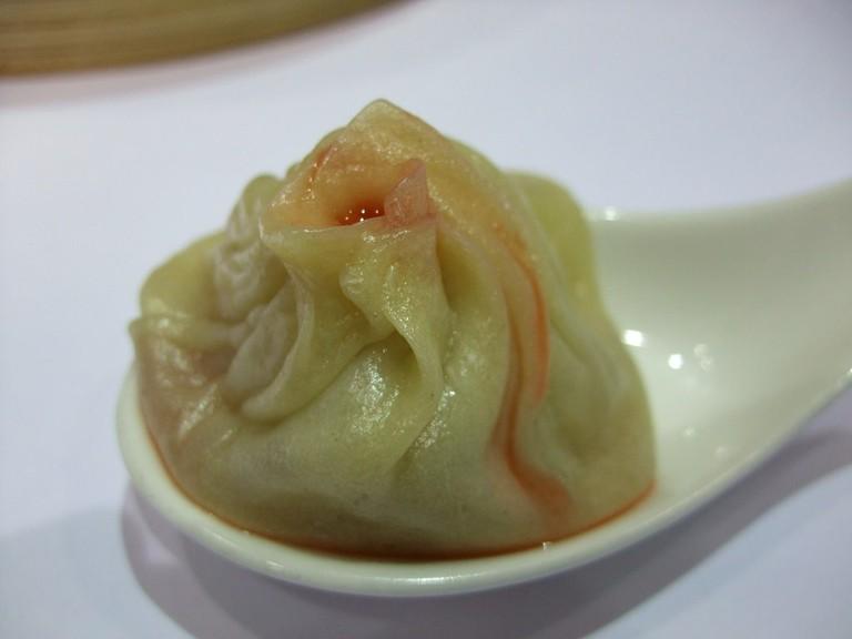 Soup dumpling   © Andrew Mager / Flickr