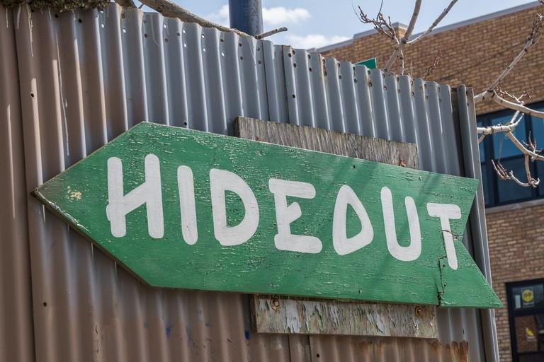 Hideout Bar