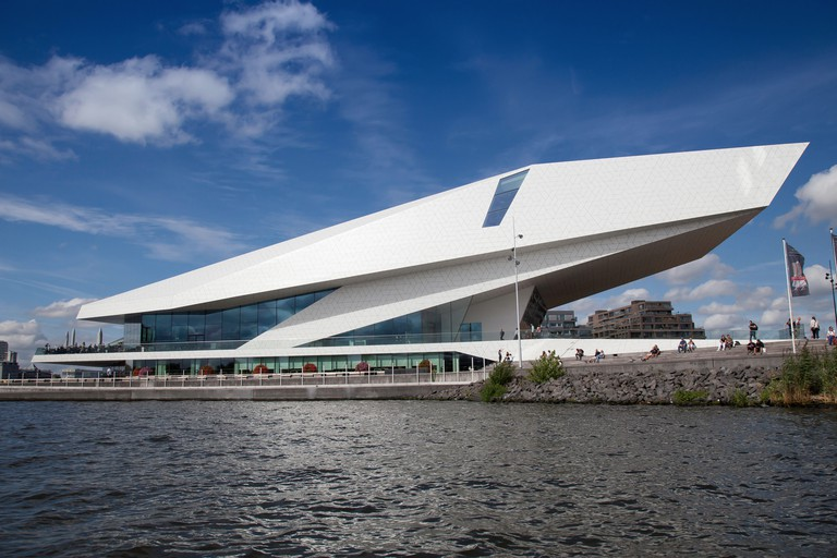 EYE Film Museum, Amsterdam