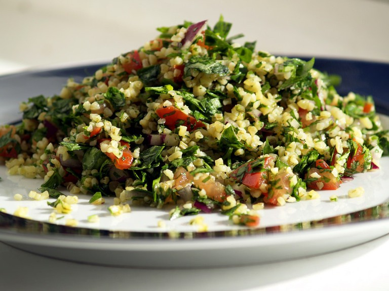 Tabbouleh © cyclone bill / Flickr
