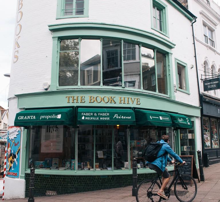 The Bookhive 2 Credit Joanna Millington