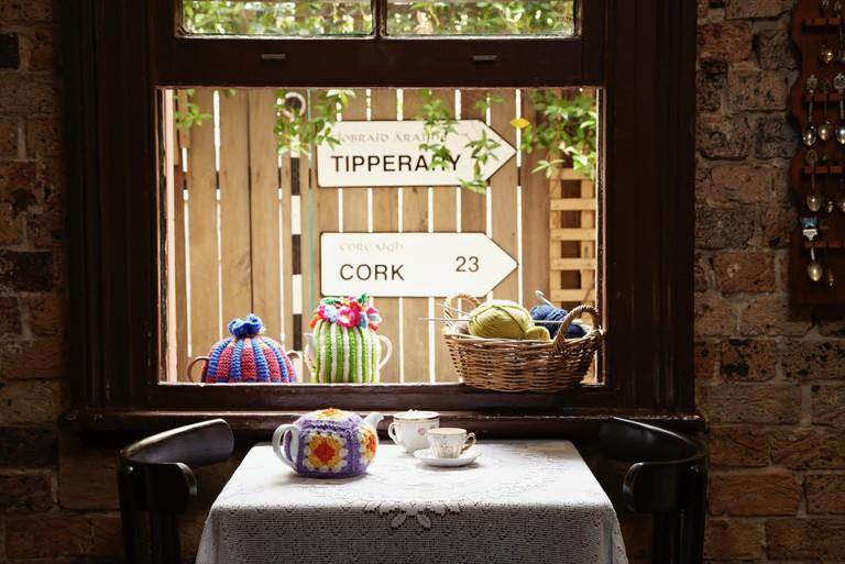 The Tea Cosy © The Tea Cosy