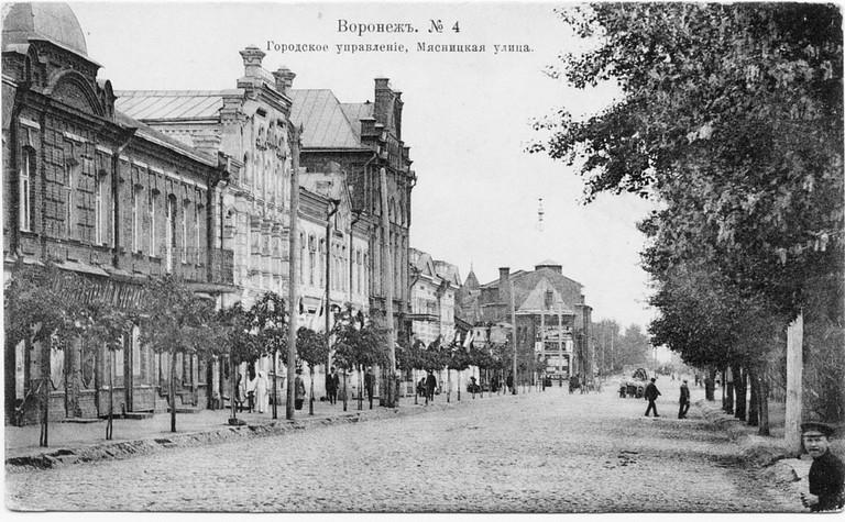 Myasnitskaya in the early 20th century