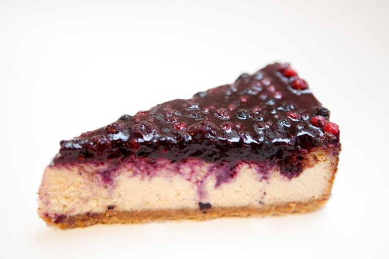 Razzledazzle dessert by Vegan Folie's