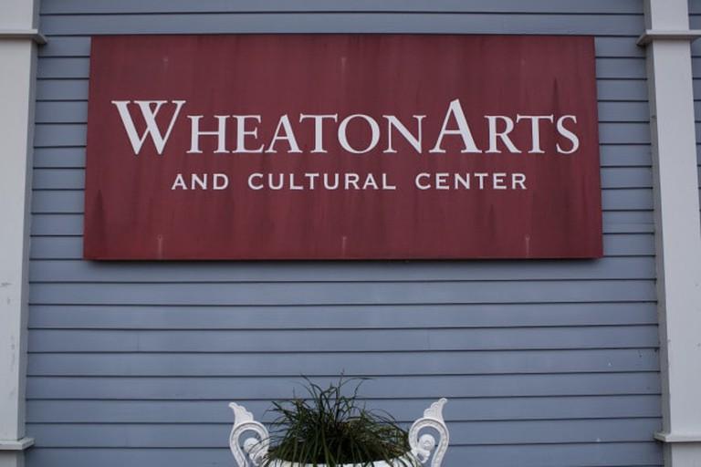 wheaton-arts-sign