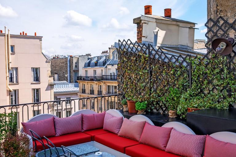 L'Hôtel des Grands Boulevards