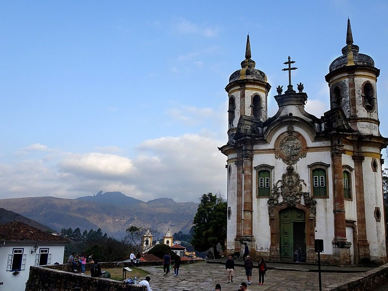 top attractions Ouro Preto Brazil