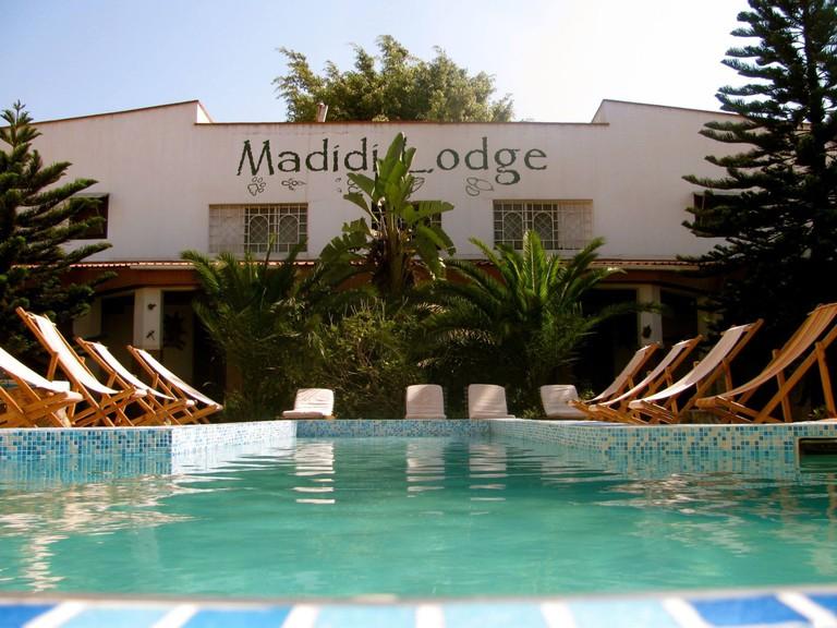 Madidi Lodge Hotel in Lilongwe Malawi