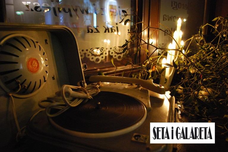 Seta i Galareta   © Seta i Galareta