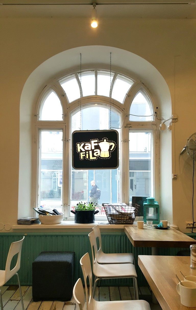 Kaffila café in Tampere city centre is a foodie spot.