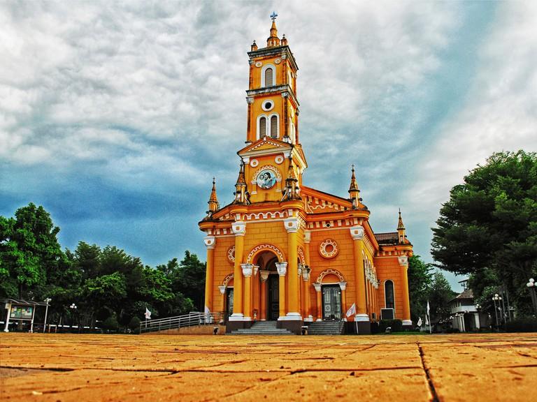 Church in Ayutthaya