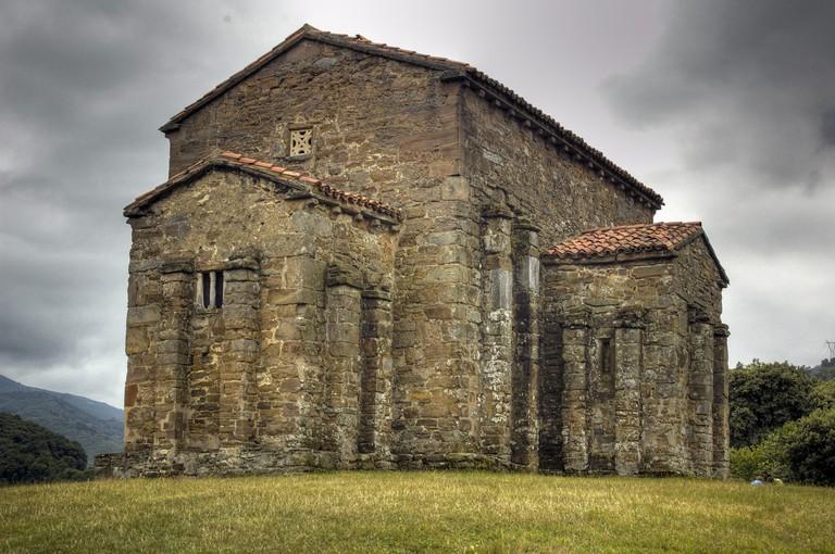Iglesia de Santa Cristina de Lena, Asturias
