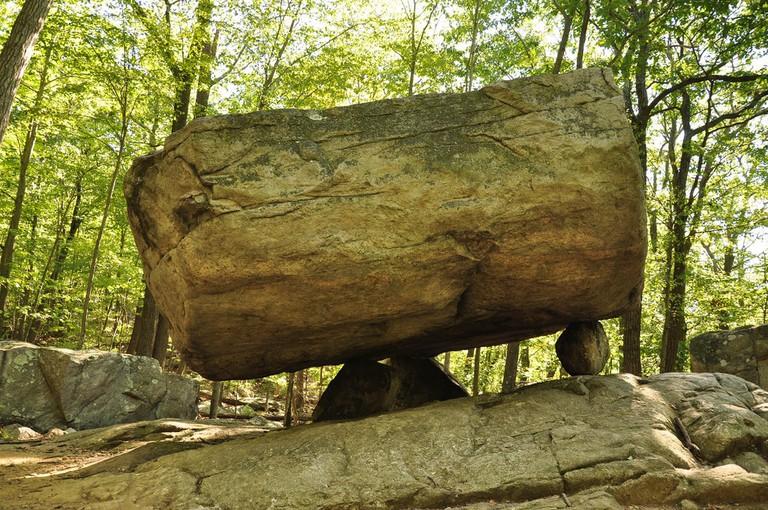 Tripod Rock 2
