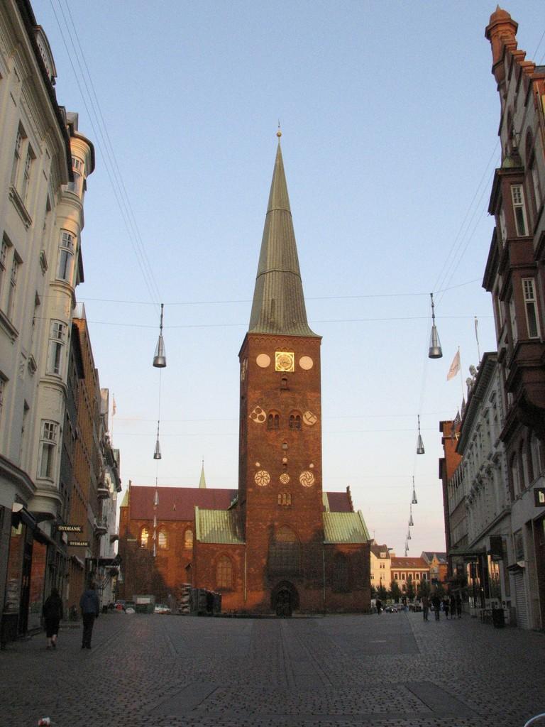 aarhus cathedral dokirke