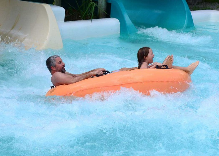 Adventure Island, Tampa, Florida.