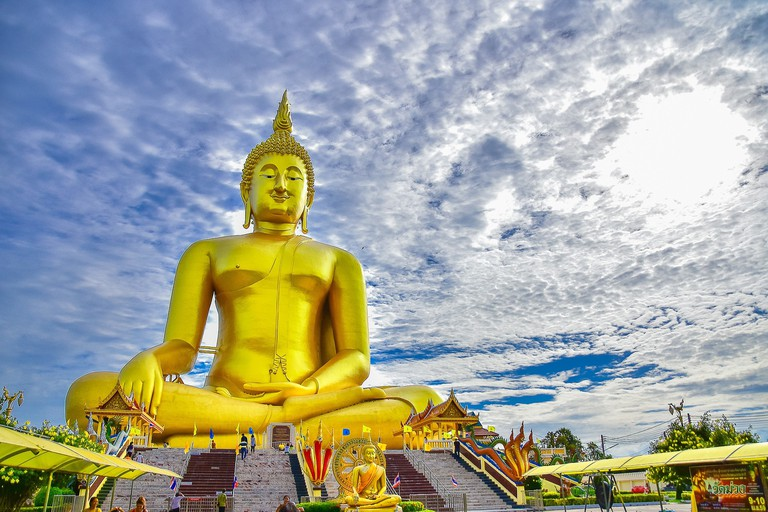 Big Buddha of Ang Thong