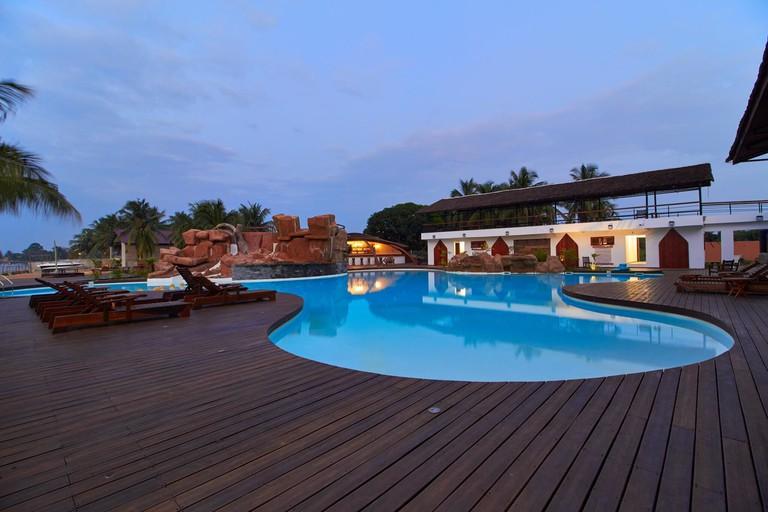 Aqua Safari Resort, Ada Foah