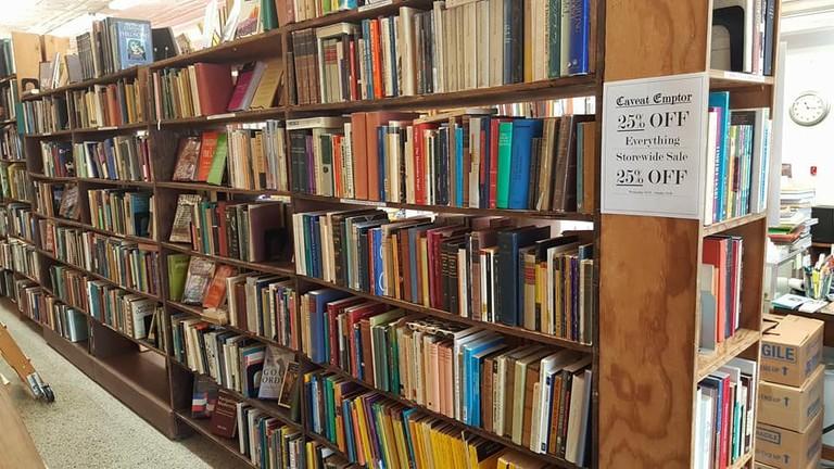 Caveat Emptor | © Caveat Emptor Used Books