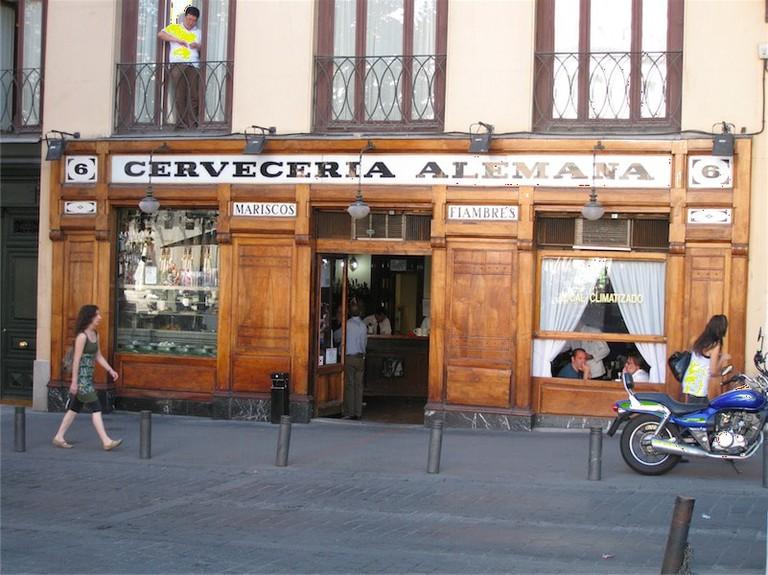Cerveceria Alemana Viaggio Vero Flickr