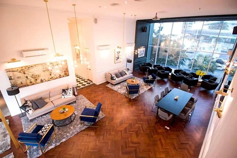 Colony lounge