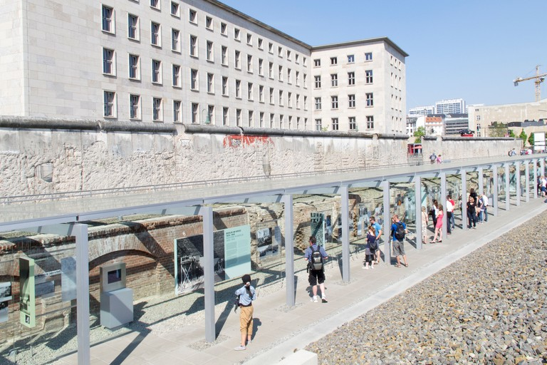 The Topography of Terror Museum was once the most feared address in Berlin