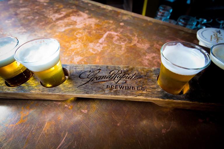 Grand Rapids Brewing Company-1