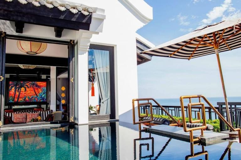 Intercontinental Danang Sun Peninsula Resort © Intercontinental Danang Sun Peninsula Resort / Airbnb.com