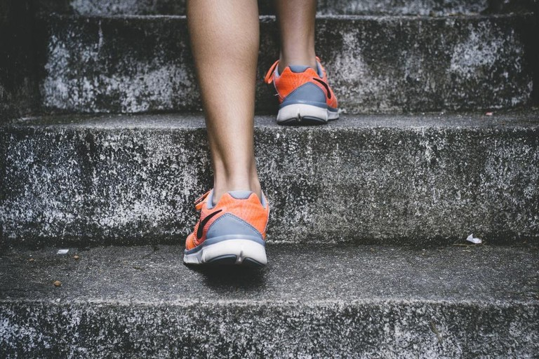 stairs-jogging-Santa-Monica