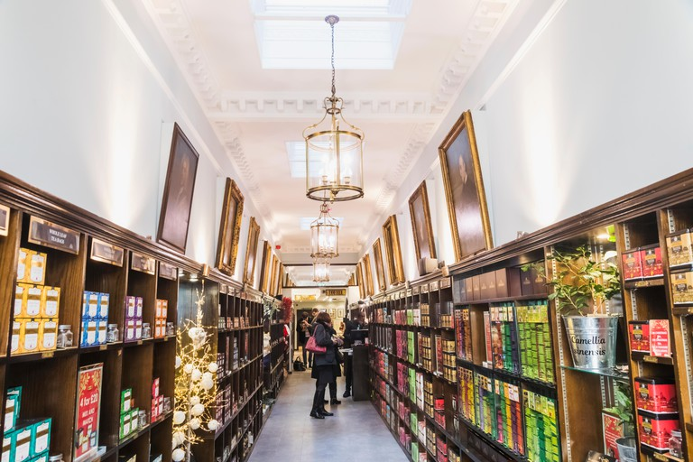 The Twinings Store, The Strand