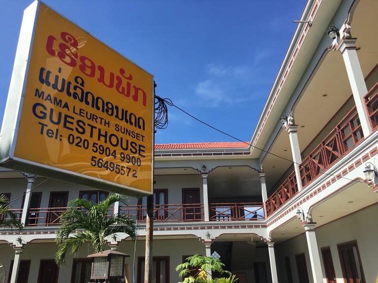 Mama Leurth Sunset Guesthouse