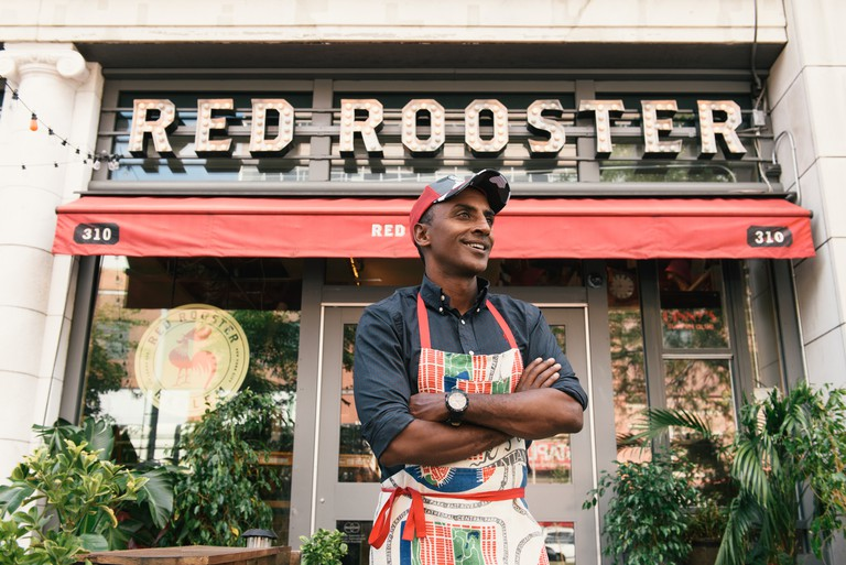 Marcus Samuelsson is the head chef at Red Rooster