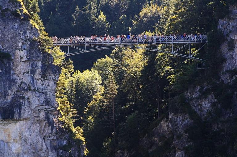 Marienbrücke._Blick_aus_Schloss_Neuschwanstein