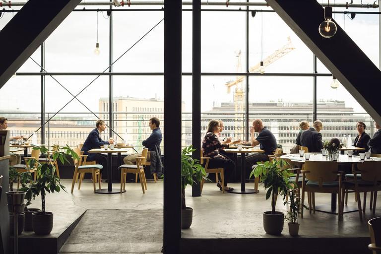 Restaurant Jord Helsinki