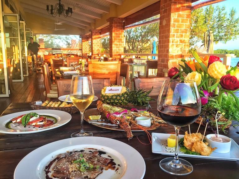 Morgan's Seafood Restaurant - Credit, Morgan's Seafood Restaurant