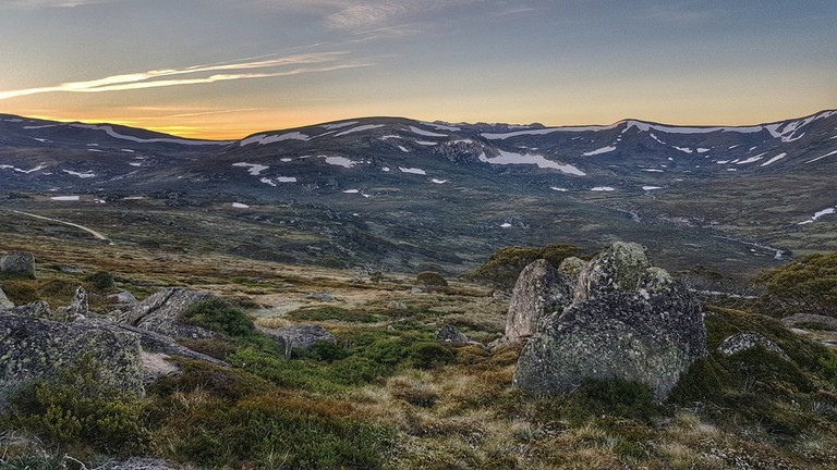Mount Kosciuszko © Steve Bittinger / Flickr