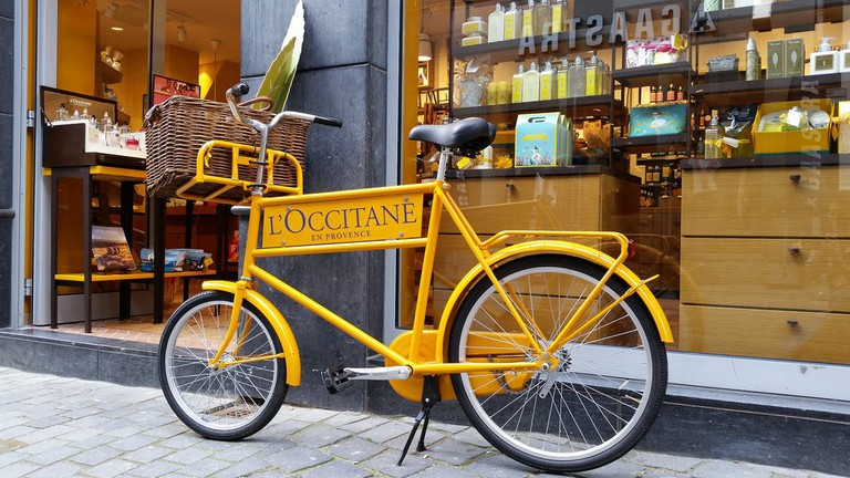 L'Occitane uses raw ingredients from Provence |© Michel Curi / Flickr
