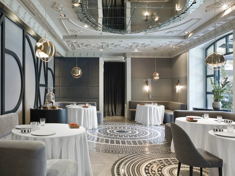 Restaurant Ramon Freixa-Hotel Único112702