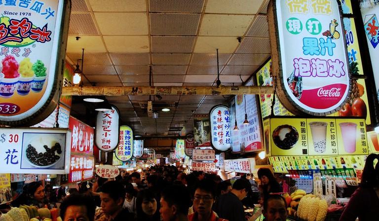 Shilin Night Market LWYang Flickr